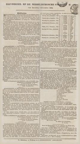 Middelburgsche Courant 1832-12-01