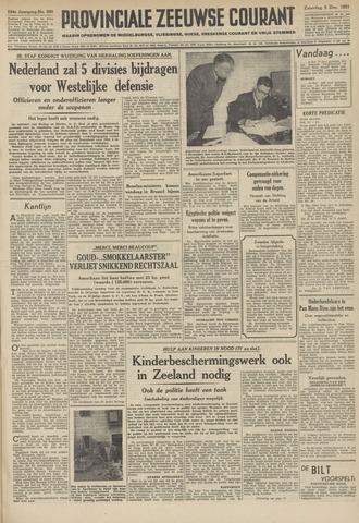 Provinciale Zeeuwse Courant 1951-12-08