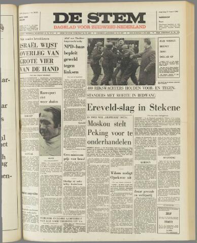 de Stem 1969-03-31