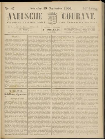 Axelsche Courant 1900-09-19