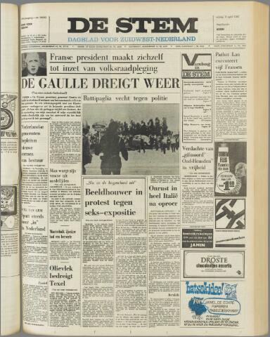de Stem 1969-04-11