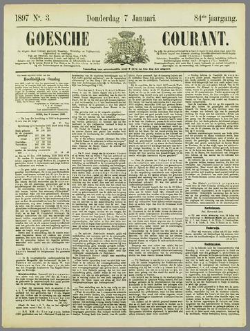 Goessche Courant 1897-01-07