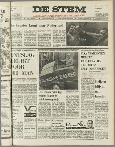 de Stem 1971-03-10