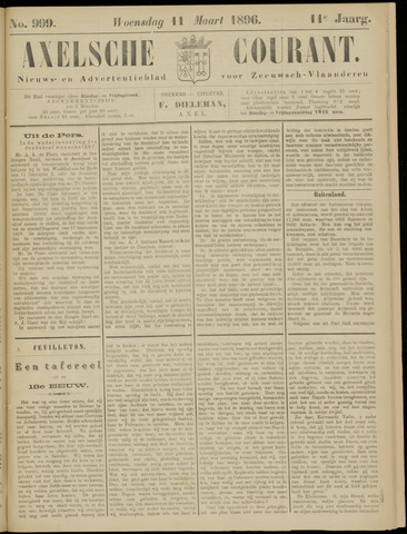 Axelsche Courant 1896-03-11