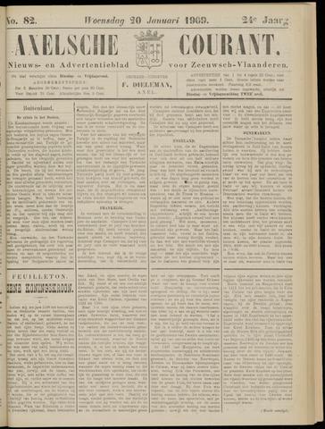 Axelsche Courant 1909-01-20