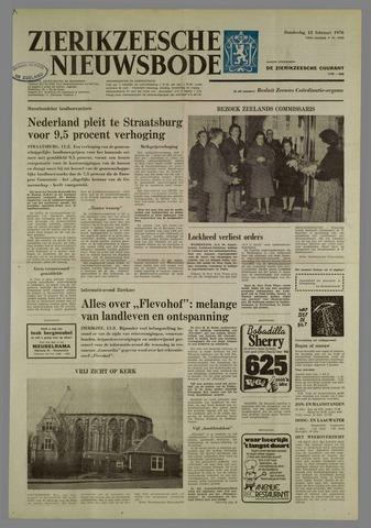 Zierikzeesche Nieuwsbode 1976-02-12
