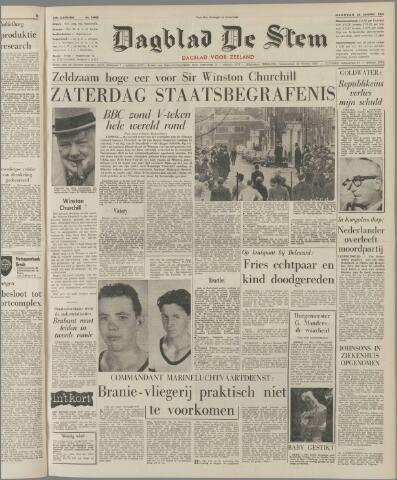 de Stem 1965-01-25