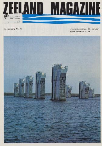 Zeeland Magazine / Veerse Meer Gids 1984-01-01