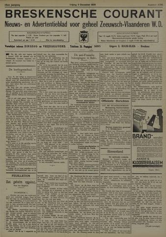 Breskensche Courant 1938-12-09
