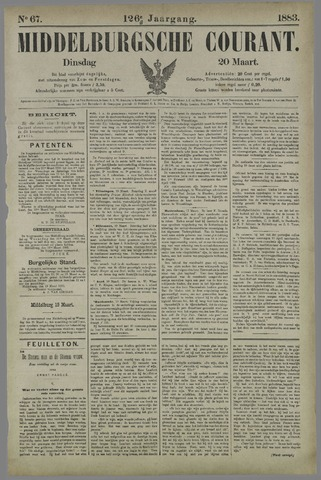 Middelburgsche Courant 1883-03-20