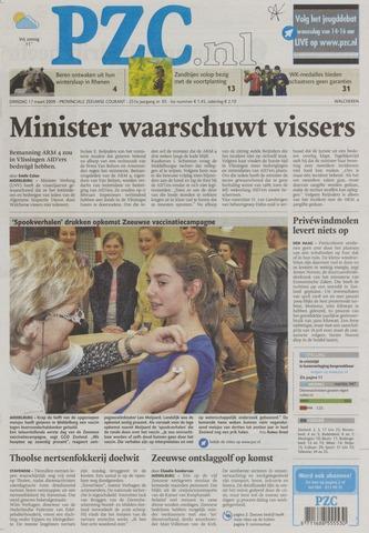 Provinciale Zeeuwse Courant 2009-03-17