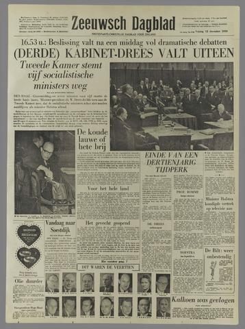 Zeeuwsch Dagblad 1958-12-12