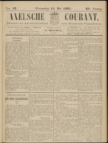 Axelsche Courant 1907-05-15