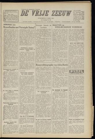 de Vrije Zeeuw 1948-04-08