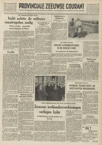 Provinciale Zeeuwse Courant 1953-09-02