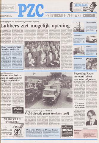 Provinciale Zeeuwse Courant 1990-03-06