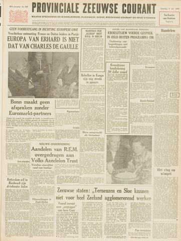 Provinciale Zeeuwse Courant 1964-07-04