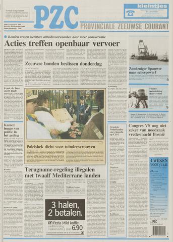 Provinciale Zeeuwse Courant 1995-11-28