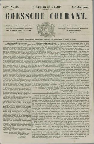 Goessche Courant 1867-03-26