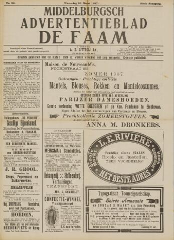 de Faam en de Faam/de Vlissinger 1907-03-20