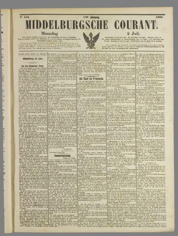 Middelburgsche Courant 1906-07-02