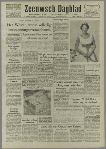 Zeeuwsch Dagblad 1957-08-02