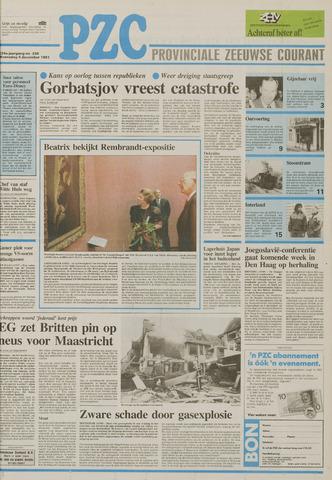 Provinciale Zeeuwse Courant 1991-12-04