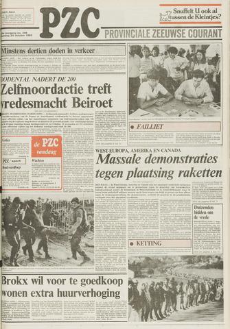 Provinciale Zeeuwse Courant 1983-10-24