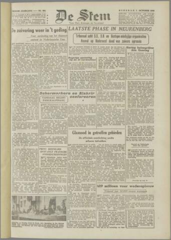 de Stem 1946-10-01