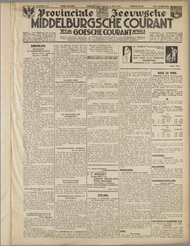 Middelburgsche Courant 1933-07-04
