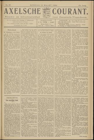 Axelsche Courant 1932-03-15