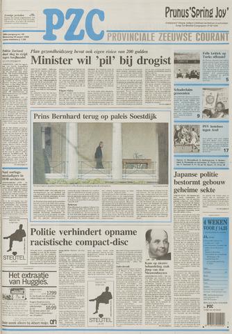 Provinciale Zeeuwse Courant 1995-03-22