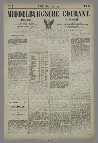 Middelburgsche Courant 1883-01-09