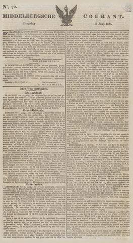 Middelburgsche Courant 1834-06-17
