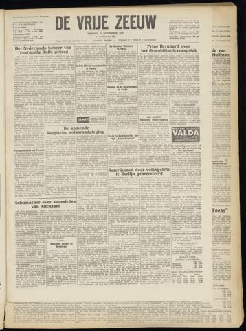de Vrije Zeeuw 1949-11-11