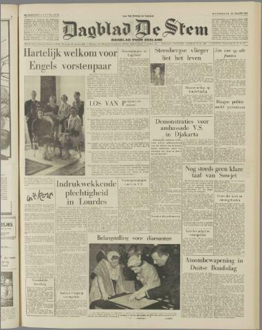 de Stem 1958-03-26