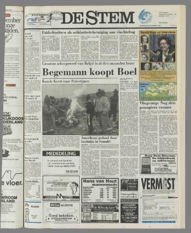 de Stem 1992-12-24