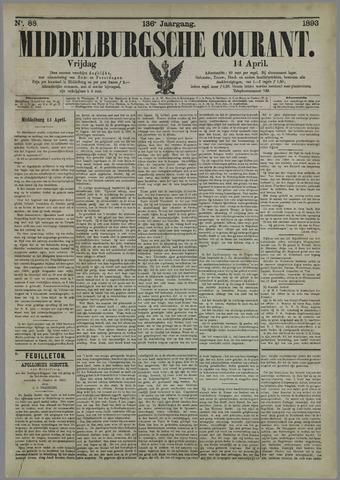 Middelburgsche Courant 1893-04-14