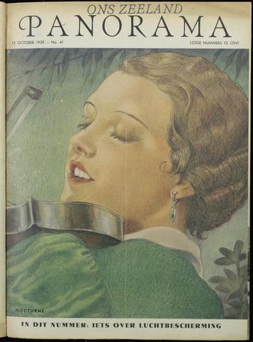 Ons Zeeland / Zeeuwsche editie 1939-10-12