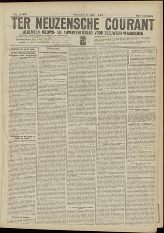 Ter Neuzensche Courant. Algemeen Nieuws- en Advertentieblad voor Zeeuwsch-Vlaanderen / Neuzensche Courant ... (idem) / (Algemeen) nieuws en advertentieblad voor Zeeuwsch-Vlaanderen 1942-07-31