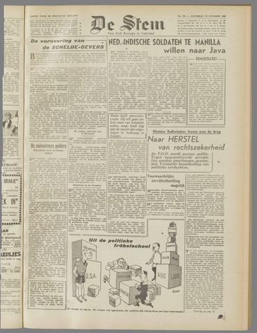 de Stem 1945-10-20