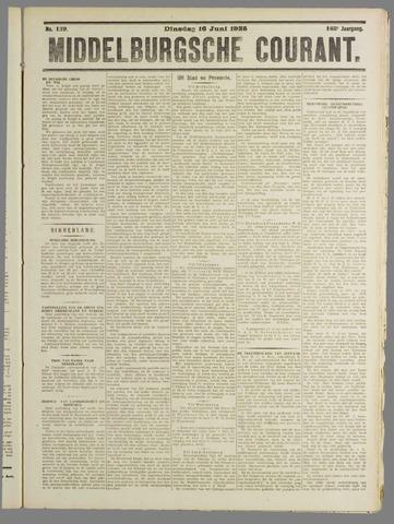 Middelburgsche Courant 1925-06-16
