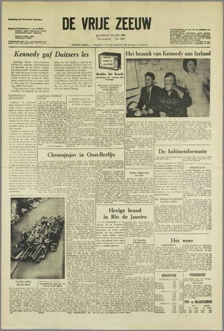 de Vrije Zeeuw 1963-06-29
