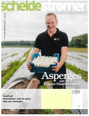 Scheldestromen/de Waterwerker 2020-03-21