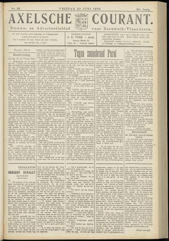 Axelsche Courant 1939-06-23