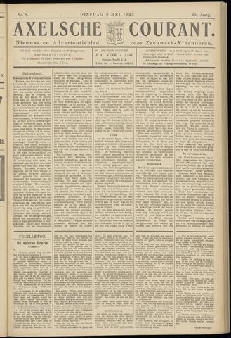 Axelsche Courant 1933-05-02