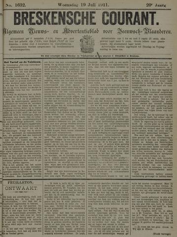 Breskensche Courant 1911-07-19