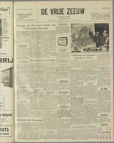 de Vrije Zeeuw 1960-07-27