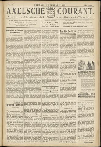 Axelsche Courant 1939-02-10