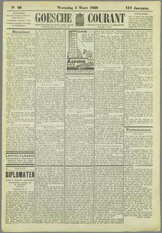 Goessche Courant 1930-03-05